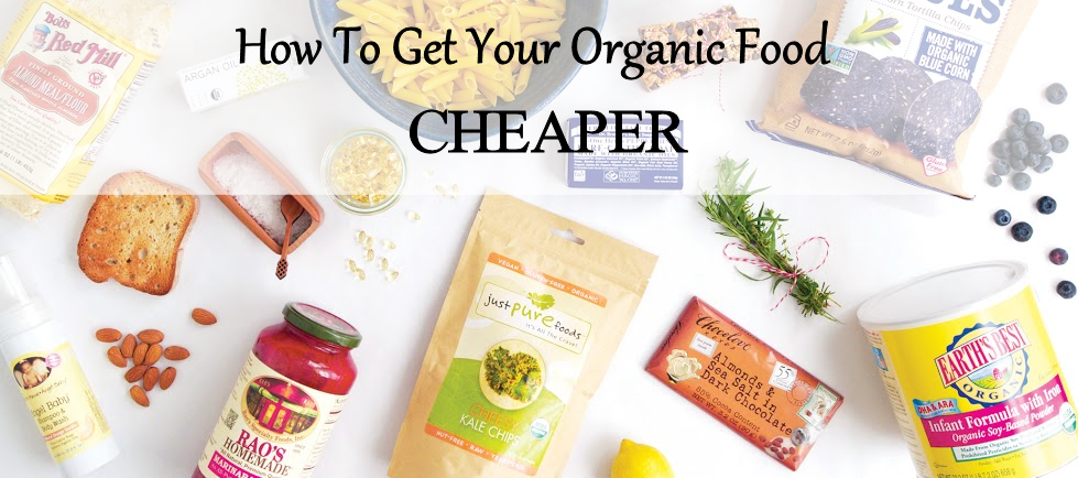 How To Get Your Organic Food Cheaper