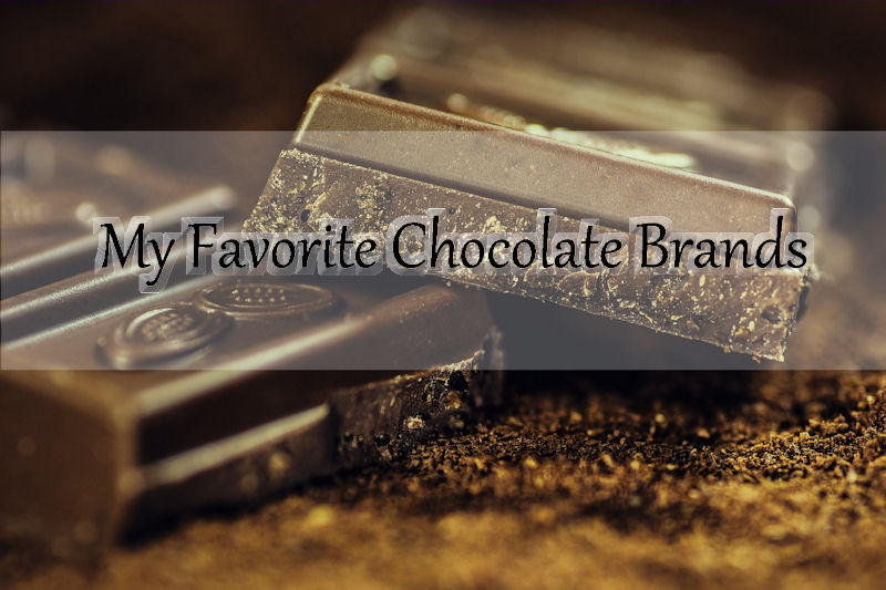 My Favorite Chocolate Brands