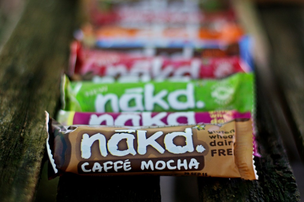 "Get ""Naked"" With Gluten Free Nakd Bars Review + Giveaway"