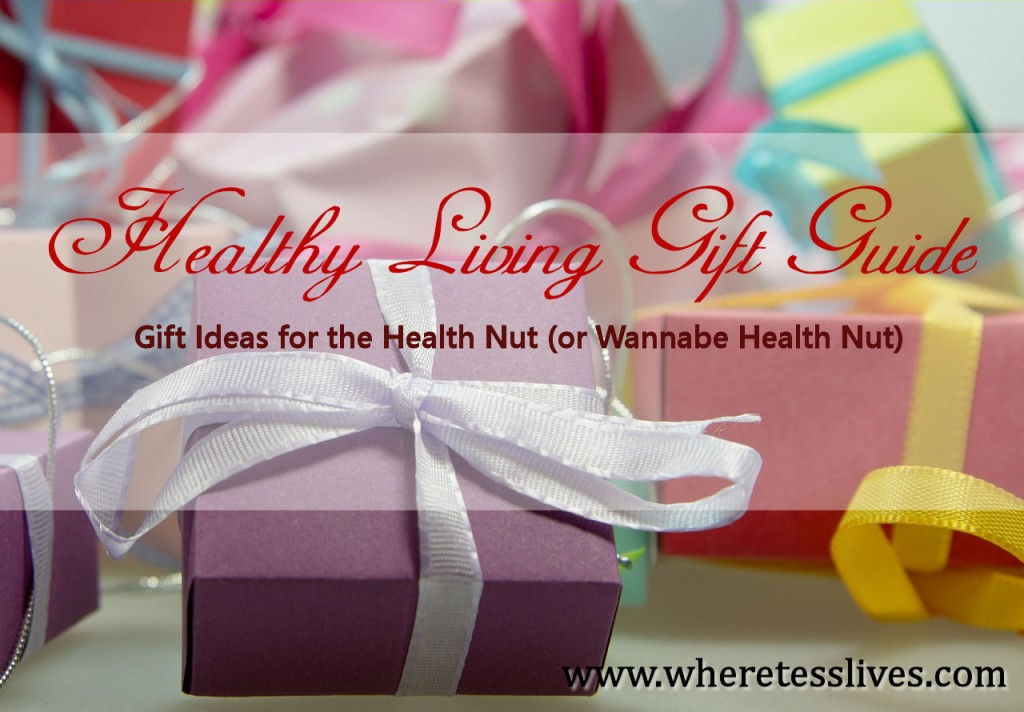 healthy gift guide