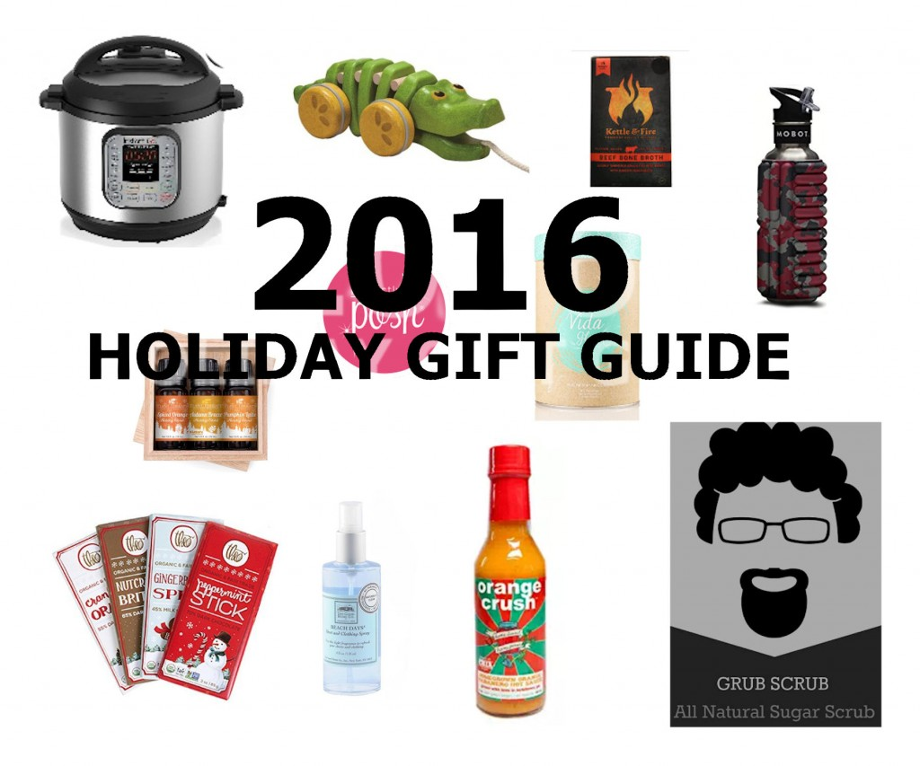 2016 Holiday Gift Guide: Ideas for Everyone in Your Family