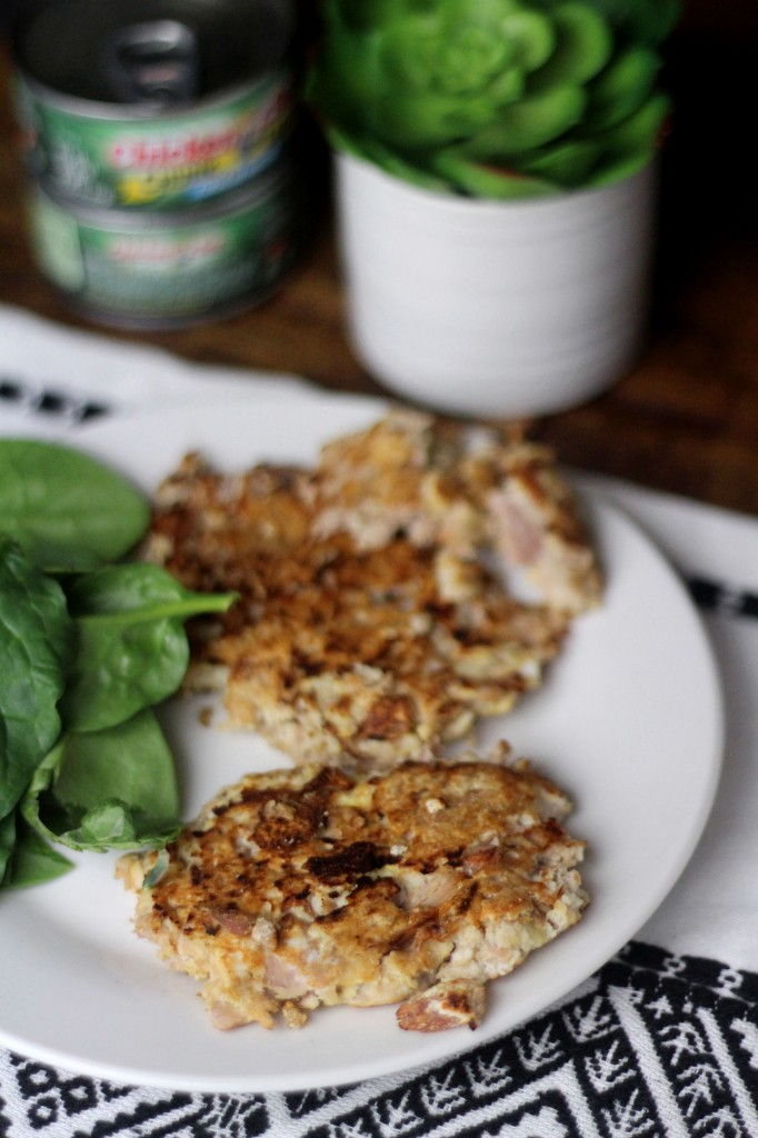 5 Foods That Clear Your Complexion + a Recipe {Tuna Burger}