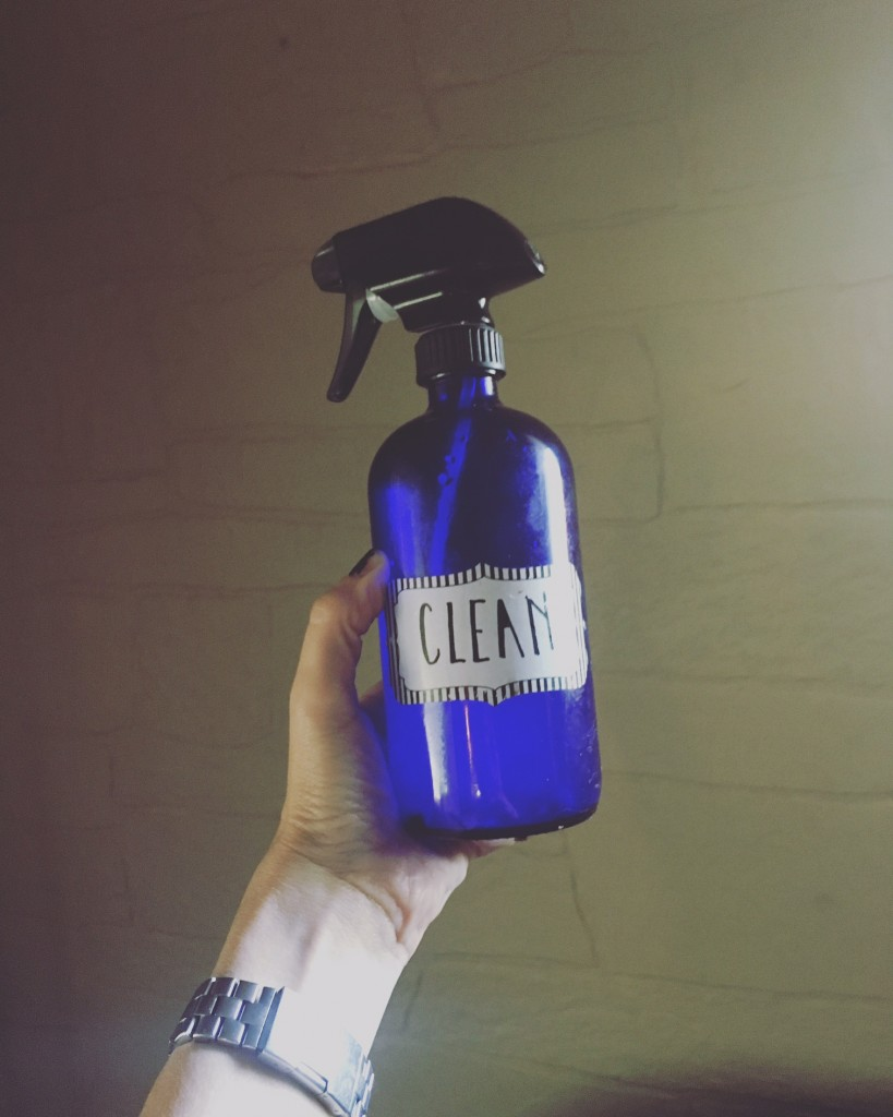 natural surface cleaner